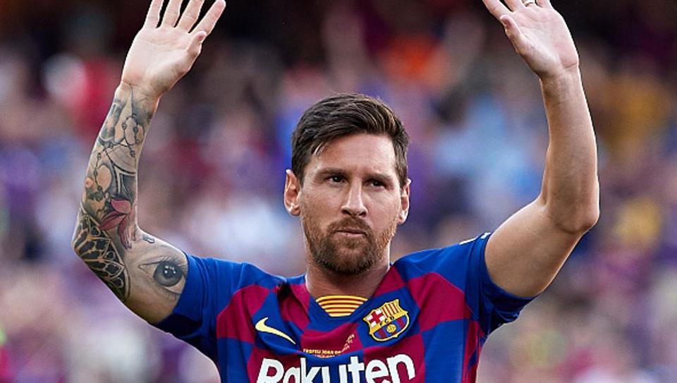 Las nuevas consignas de Messi