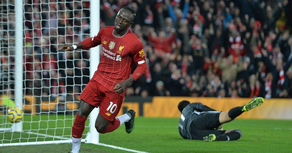 Mané dio la victoria al Liverpool