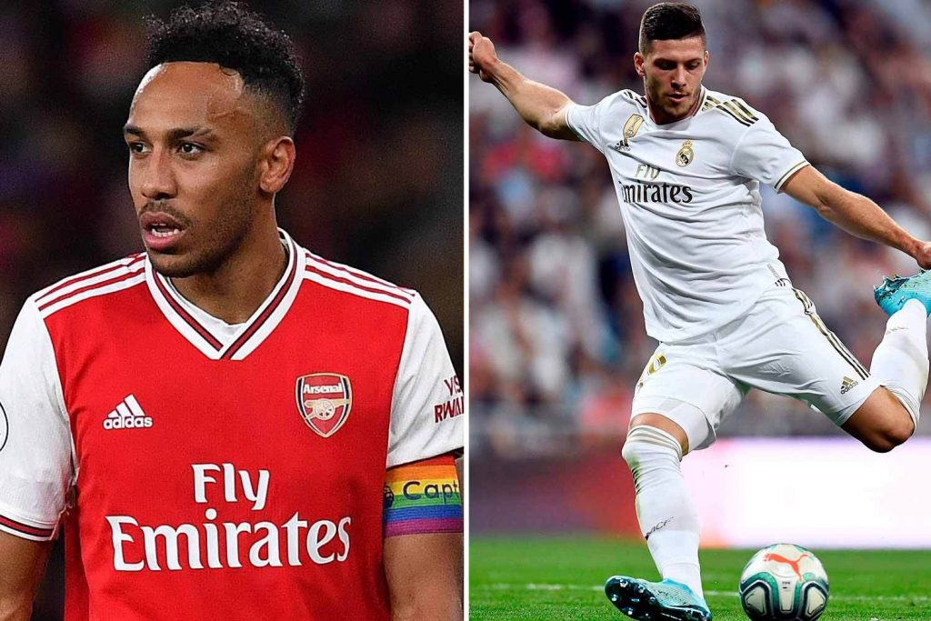 El Madrid podría hacer un intercambio con el Arsenal