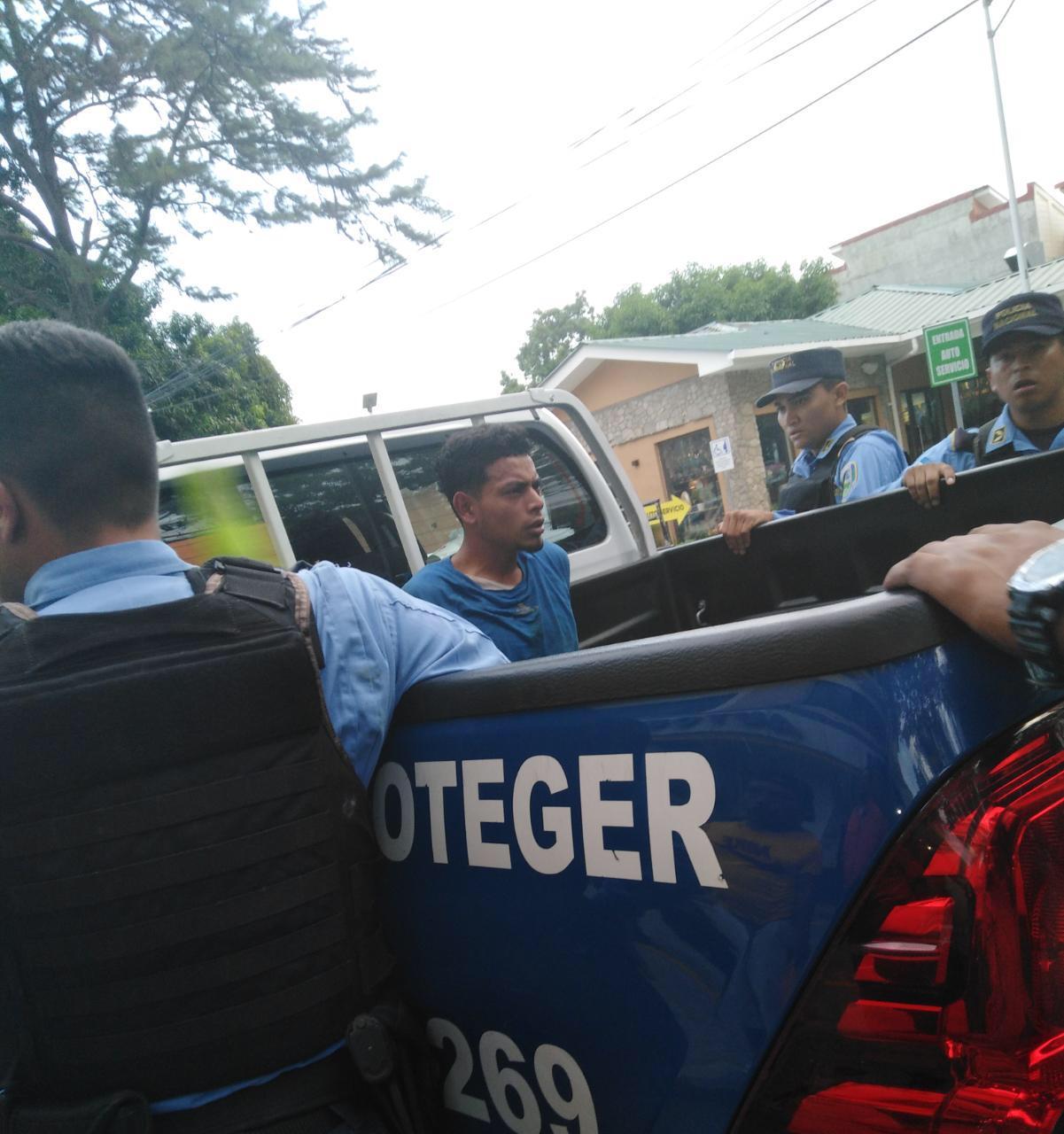 Regresó a Honduras solo para matar a su expareja en San Pedro Sula
