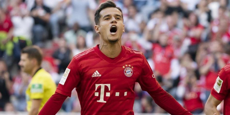 Bayern debe comprar a Coutinho