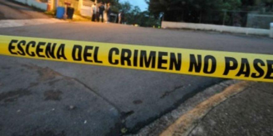 Frente a su casa matan a conductor de rapidito en Tegucigalpa