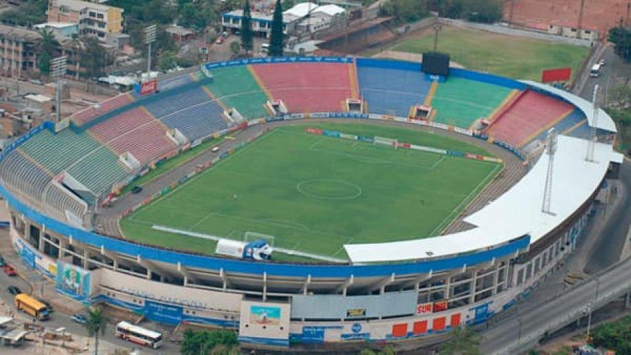 Hasta en febrero de 2020 se habilitará el Estadio Nacional de Tegucigalpa