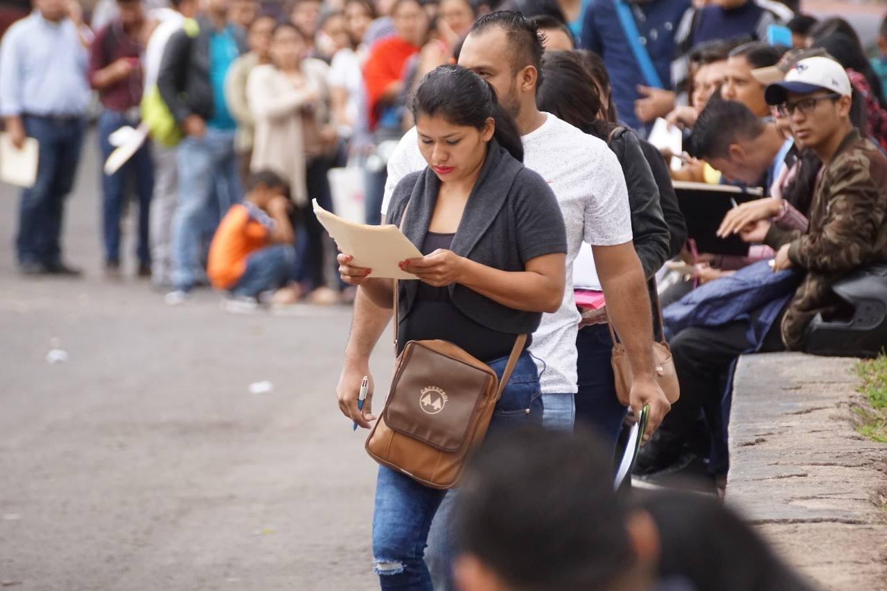 En promedio: solamente un miembro de cada  familia tiene empleo en Honduras