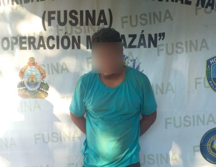 Detienen a hondureño acusado de haber matado a su esposa