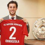 Odriozola al Bayern