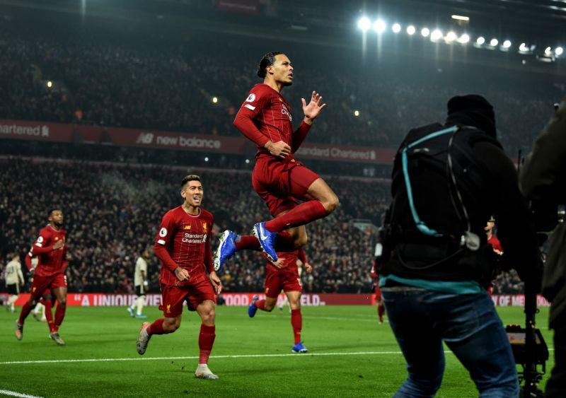 Liverpool ganó al United