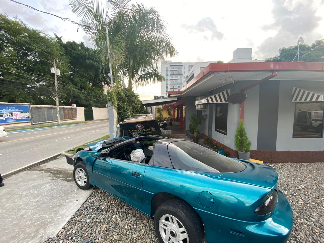 En menos de 30 minutos se registran tres accidentes viales dejando varios heridos en San Pedro Sula