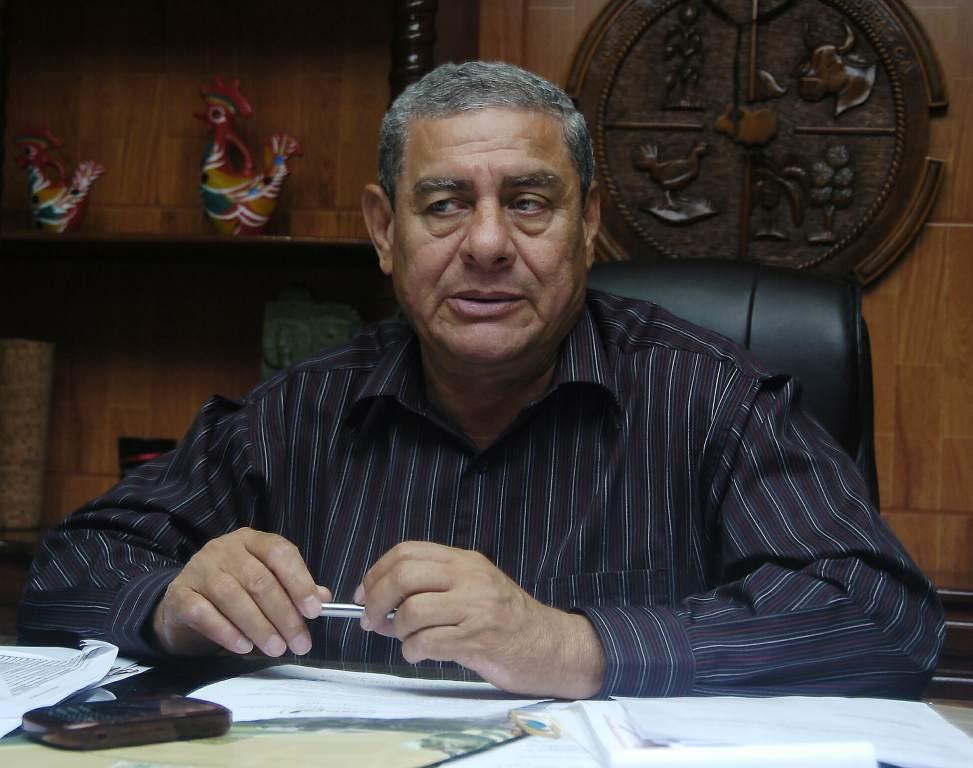 Dictan auto de formal procesamiento contra el alcalde de Choloma, Leopoldo Crivelli y revocan la suspensión de su cargo