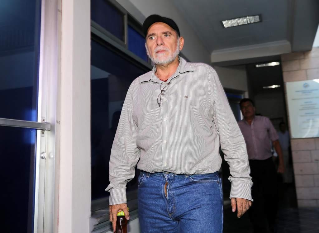 A dos años fue condenado Benjamín Bográn por cohecho pasivo impropio en caso IHSS