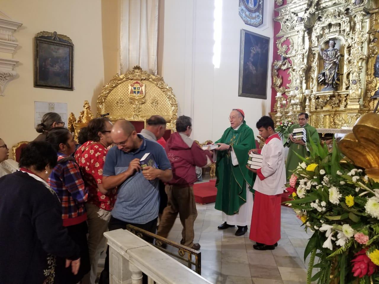 """Cardenal Rodríguez: """"El pueblo no puede vivir anestesiado por la politiquería"""""""