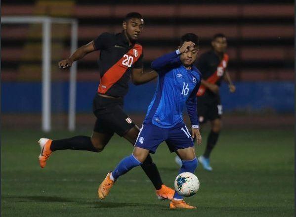 Preolímpico Concacaf: El Salvador pierde amistoso ante Perú