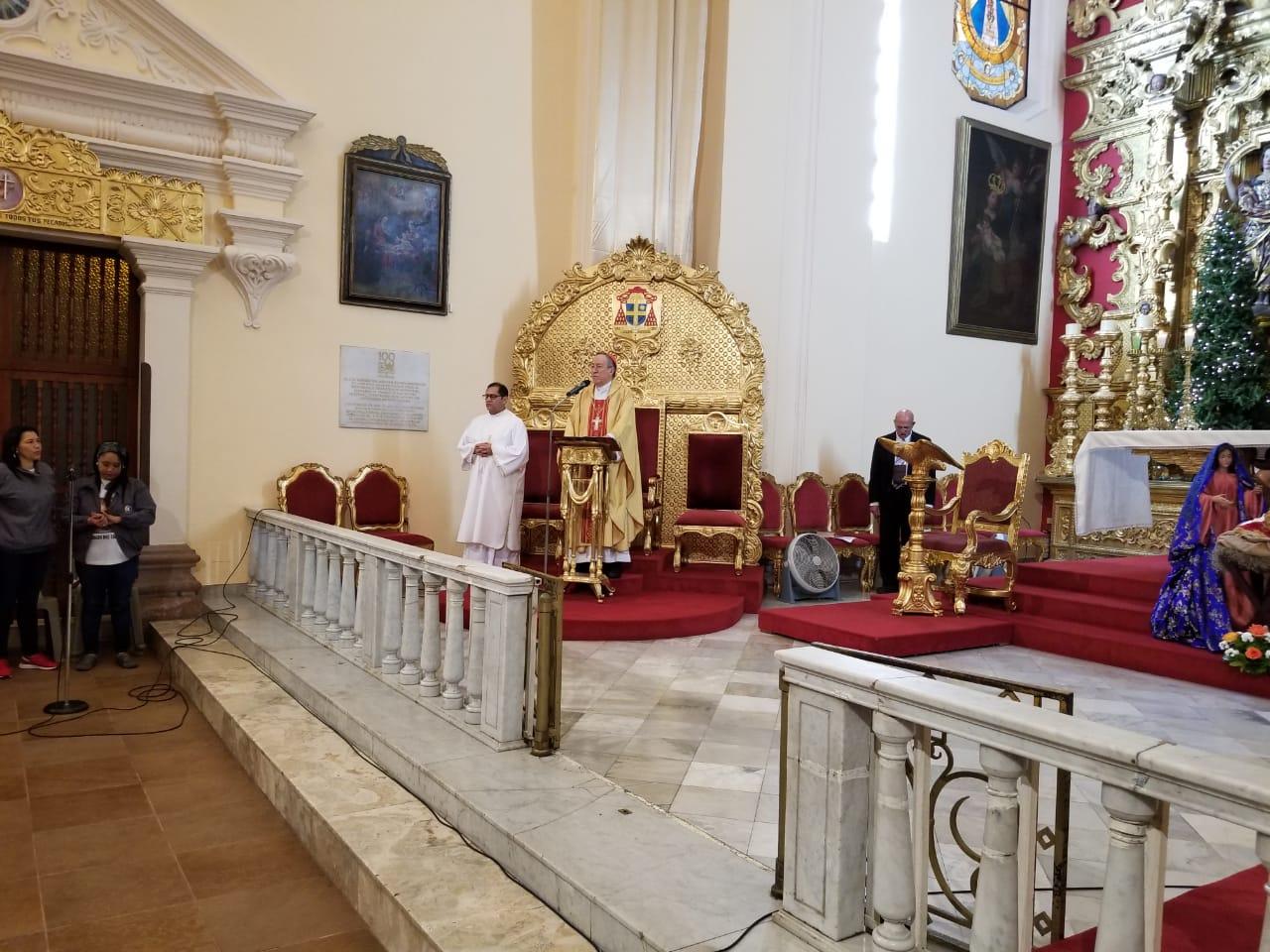 Cardenal Rodríguez pidió a la ciudadanía seguir orando por Wilson Berríos