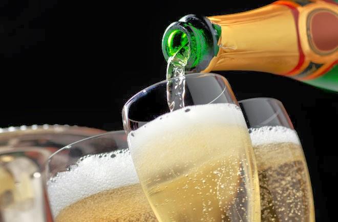 Conozca cuáles son los beneficios del champagne