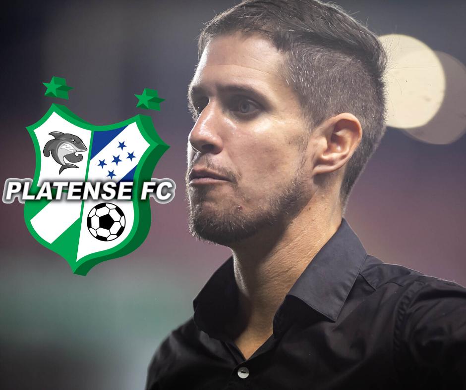 Platense contrata al mejor entrenador del Apertura 2019 en Panamá