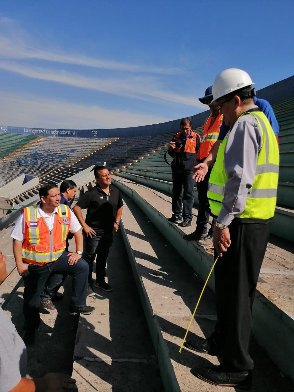 Con estas restricciones el Estadio Nacional será reabierto