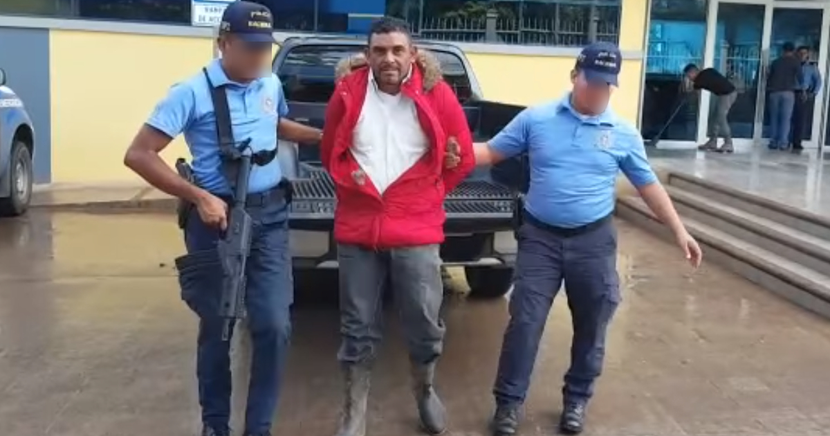 Por asesinar a su esposa hace 21 años detienen a un hombre en Olancho