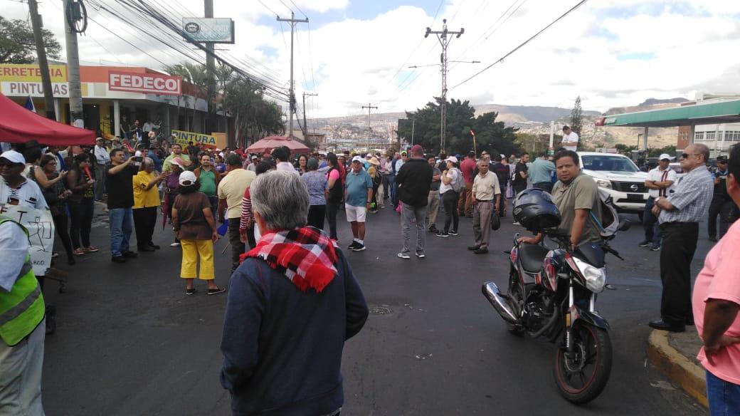 Hondureños apoyan continuidad de la Maccih.