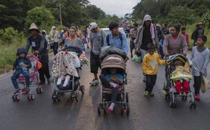 Nueva caravana saldrá de Honduras.
