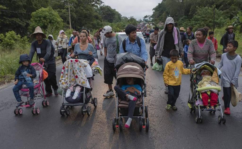 Estos son los requisitos para la salida de menores del país, tras anuncio de nueva caravana