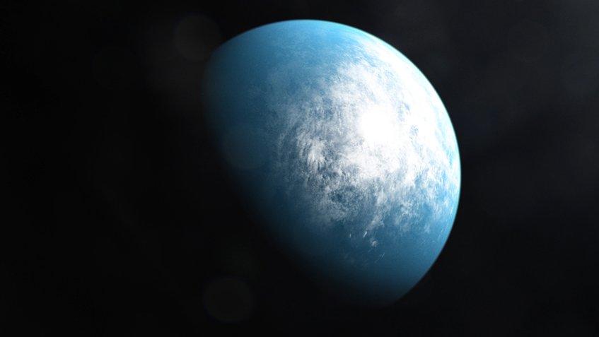 Otro planeta.