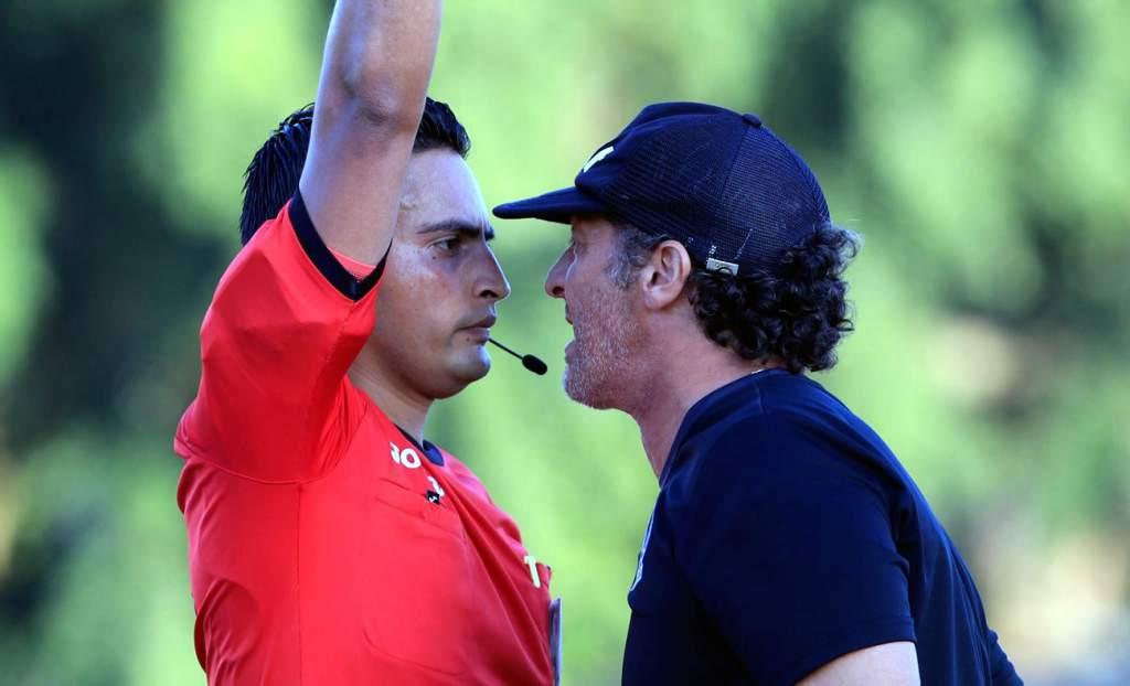 Troglio y Said Martínez