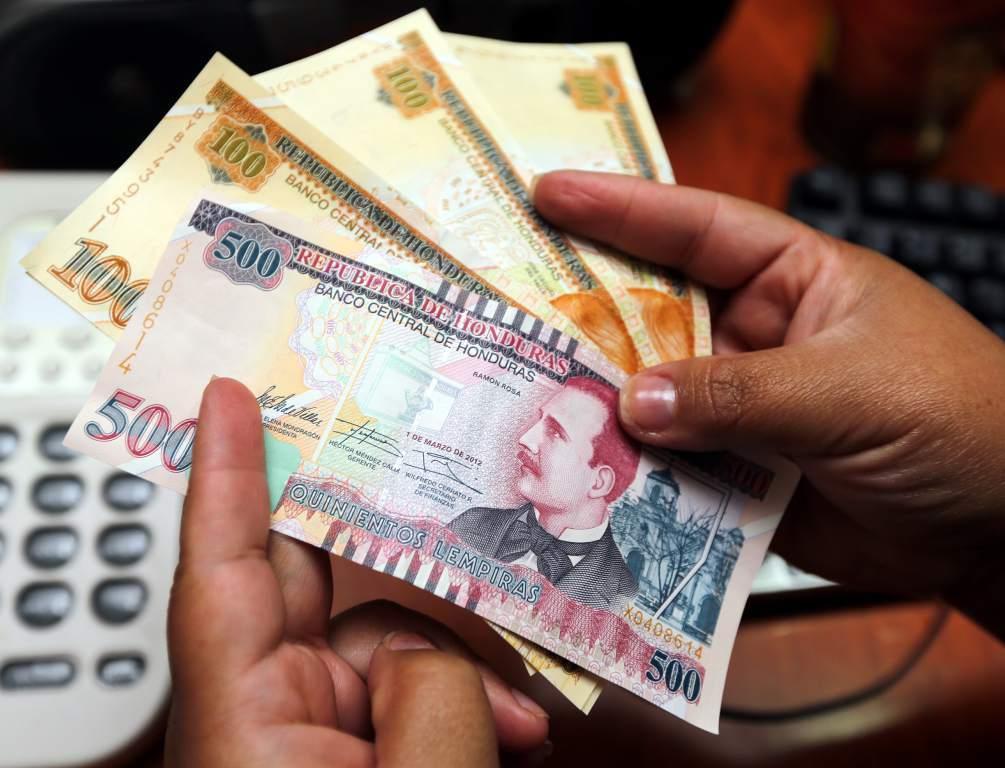 Aumentos salariales en los últimos años en Honduras