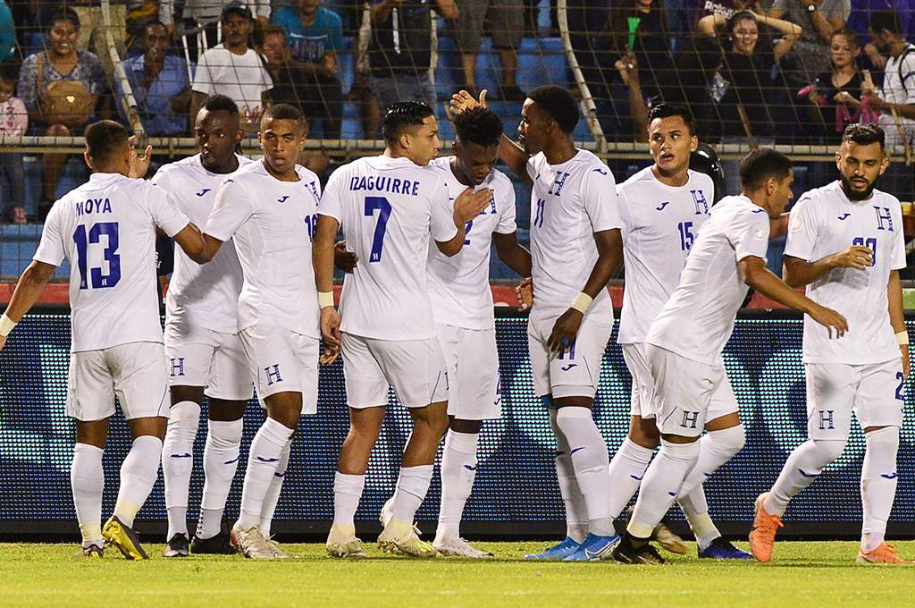 Honduras jugará contra República Checa en marzo