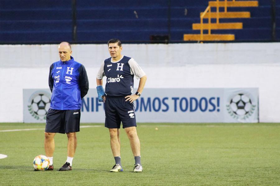 Arnold Cruz y Gerardo Ramos viajarán para el sorteo del Preolímpico CONCACAF