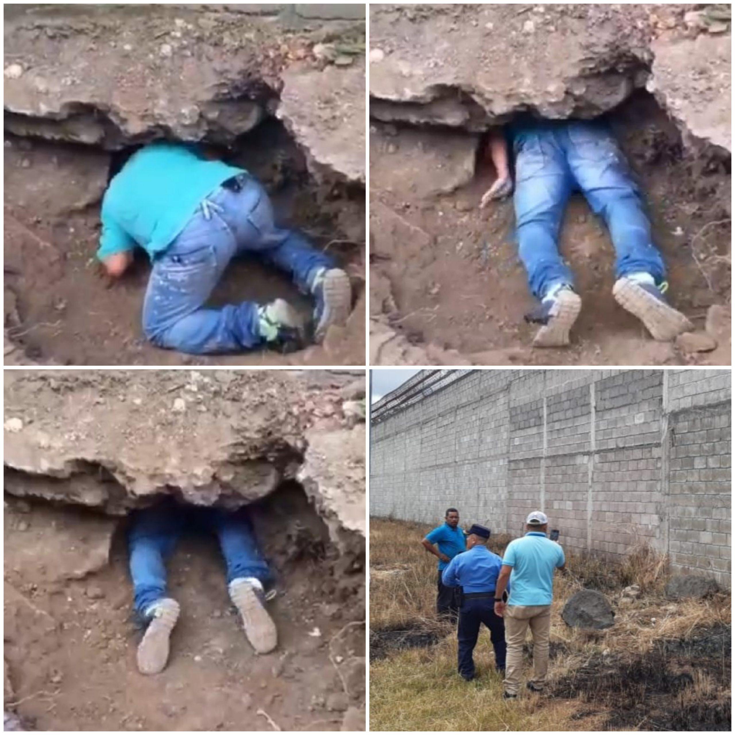 Encuentran agujero por donde pretendían escaparse menores del centro Renaciendo en Támara