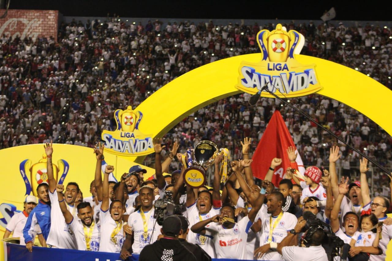 Olimpia entre los 12 mejores de Concacaf según IFFHS