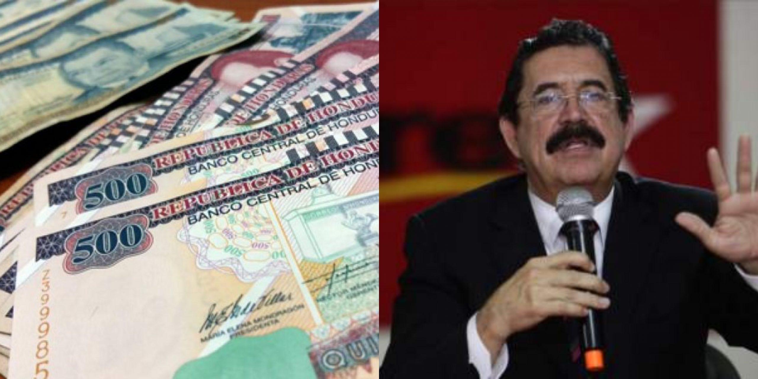 Expresidente Zelaya: Deuda pública adquirida por este gobierno desangrará a cinco generaciones