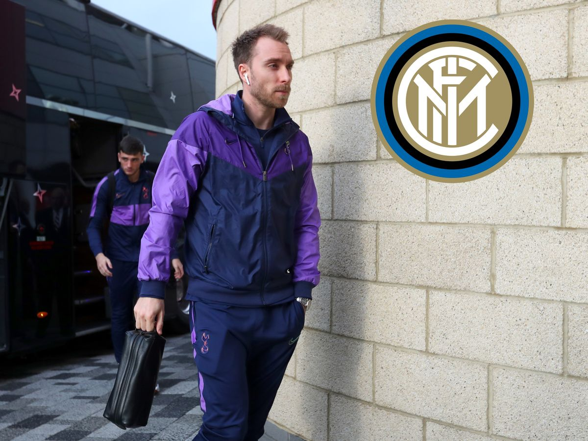 Inter suma a su plantilla a Eriksen