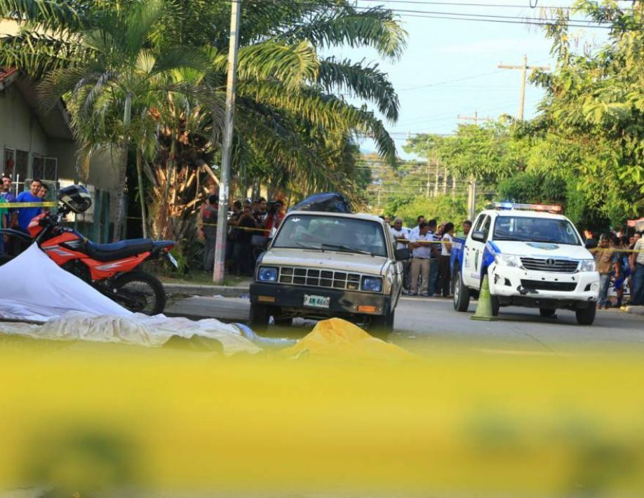 Masacres en Honduras
