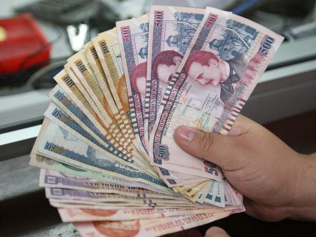 De 10,022 lempiras es el salario mínimo promedio  general en este 2020