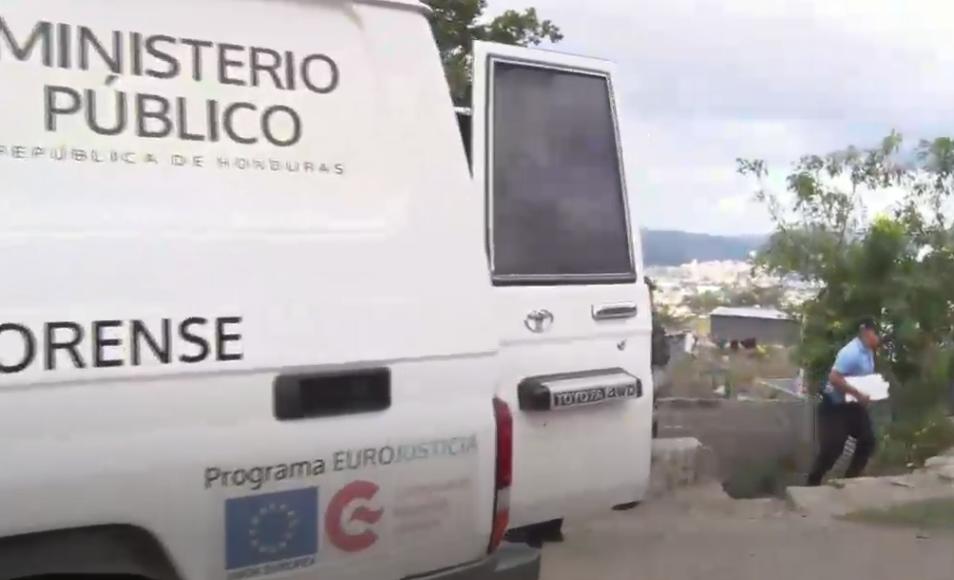 De 16 impactos de bala le dan muerte a joven en Tegucigalpa