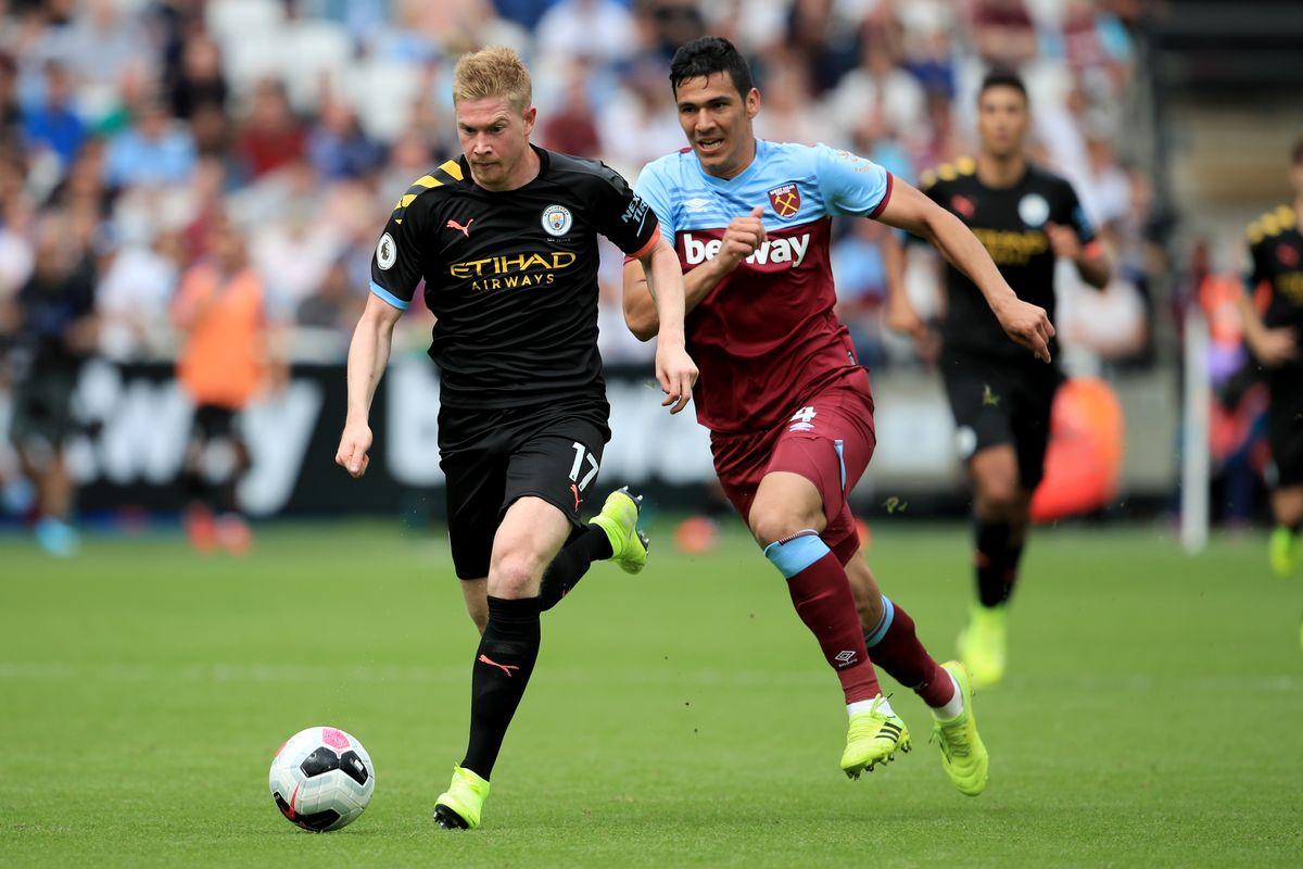 OFICIAL: Manchester City vs West Ham es aplazado