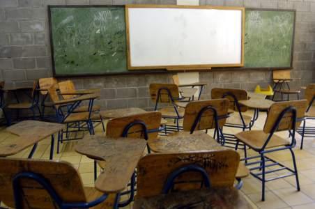 Brazos caídos de docentes