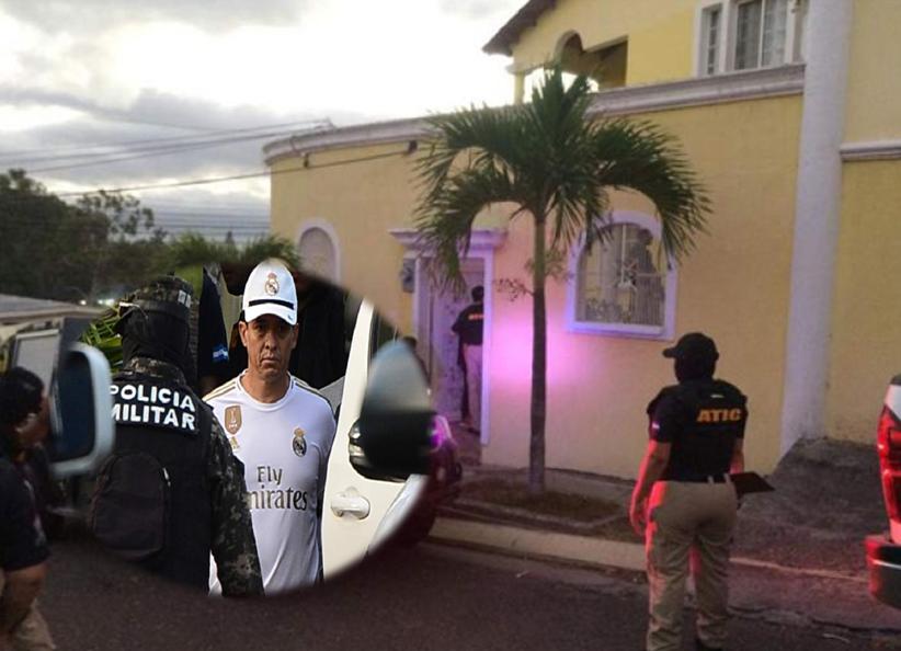 Todos los bienes del comisionado general de la Policía, Leonel Sauceda, pasan a la OABI