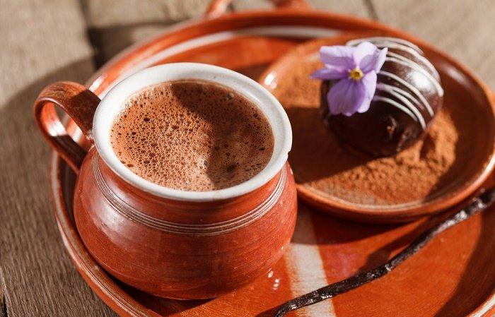 Estos son los increíbles beneficios de tomar cacao caliente