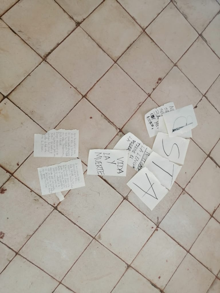 Mujer se suicida  y deja cartas explicándoles a sus hijos por qué tomó la decisión fatal
