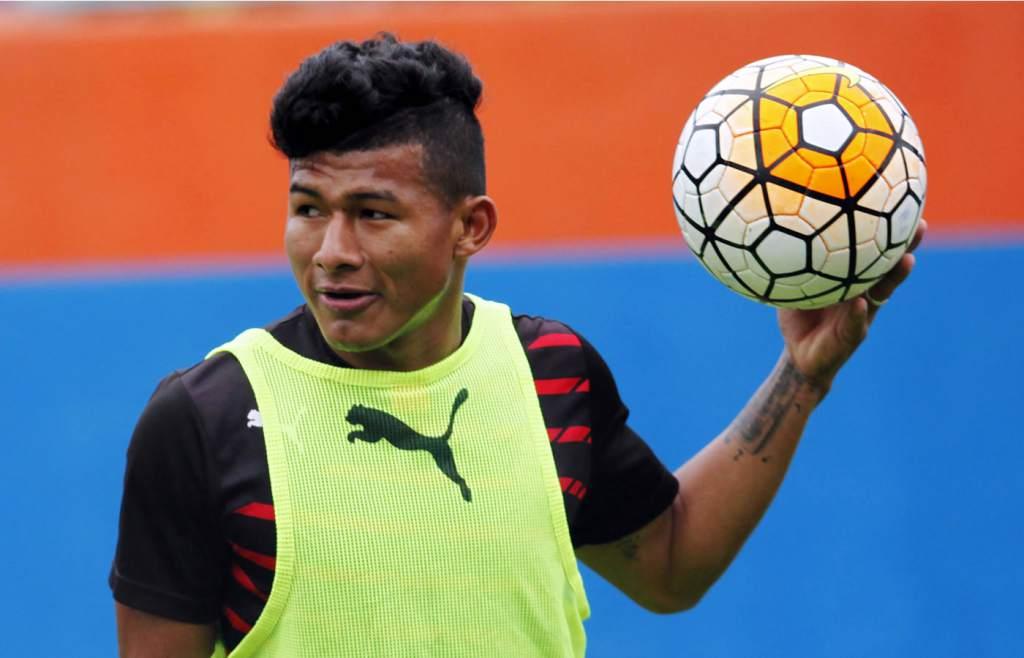 Iván López lleva un gol en el torneo Clausura 2020. / Foto: laprensa