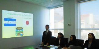 Delegación de Tokio.