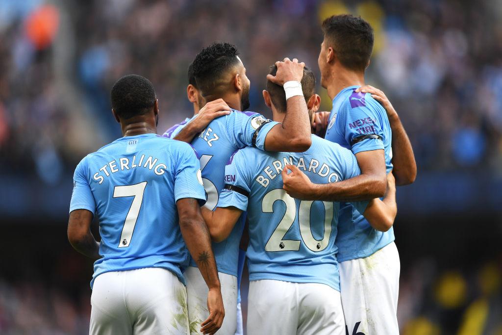 Manchester City suspendido dos años de Champions League