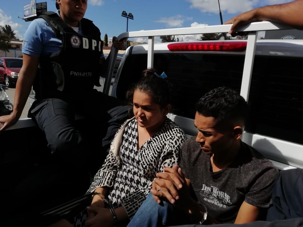 Capturan a dos hermanos por crimen de odontóloga en Danlí, El Paraíso