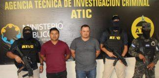 Detenidos en Honduras
