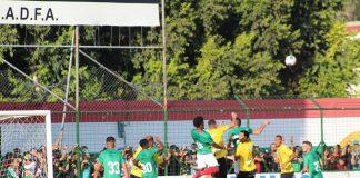 Los goles de los verdes fueron por obra de Edwin Solano al 21′, Mario Martínez al 50′ y Bruno Volpi al 71′.