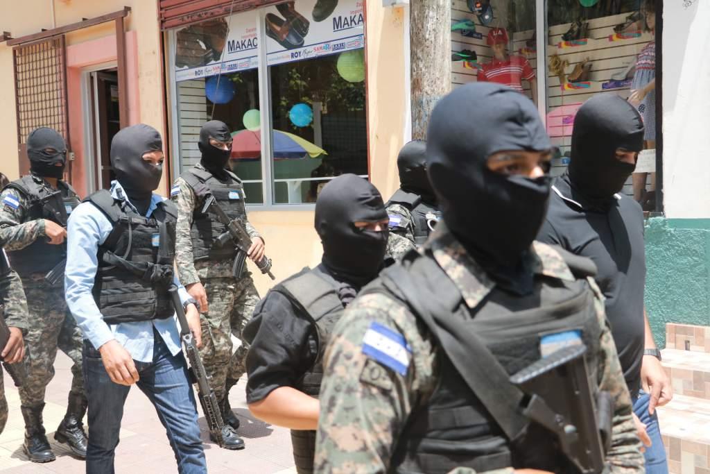"""Ejecutan """"Operación Tucano"""" en Santa Bárbara"""