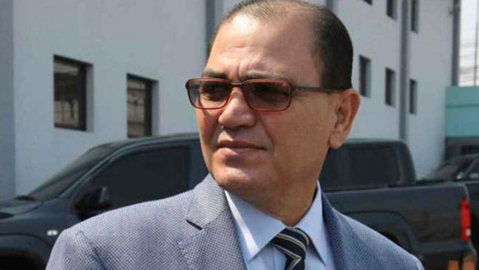 Pastor Alberto Solórzano