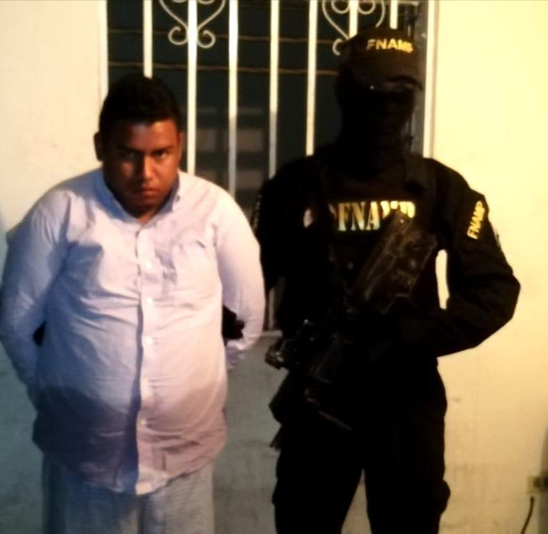 "Cae ""Peligro"" presunto asesino del dirigente nacionalista Dagoberto Villalta"
